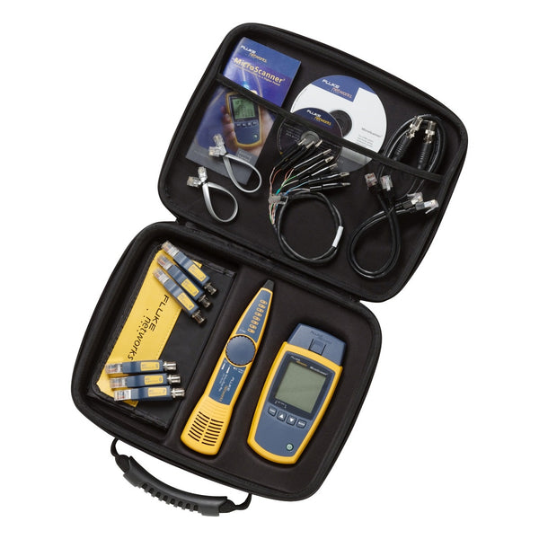 Fluke Networks MicroScanner2 Professional Kit (MS2-KIT)