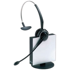 GN Jabra GN9125 Flex Boom Headset - Wireless Connectivity - Mono - Over-the-head, Over-the-ear (9125-28-15)