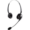GN Jabra GN9125 Duo Flex Headset - Wireless Connectivity - Stereo - Over-the-head, Over-the-ear (9129-808-215)