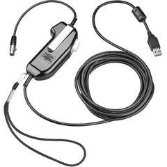 Plantronics SHS 2371 Headset Adapter - USB - Portable (92371-01)