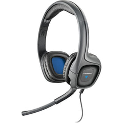 Plantronics .Audio 655 DSP - Stereo - USB - Wired - Over-the-head - Binaural - Circumaural - Noise Cancelling Microphone (80935-23)