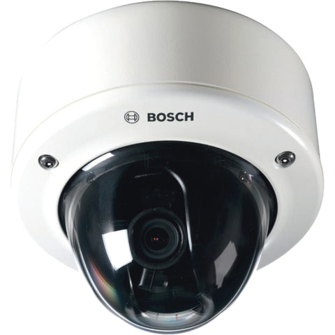 Bosch FlexiDome NIN-733-V10IP 1.4 Megapixel Network Camera - Color, Monochrome - 1280 x 720 - 2.3x Optical - CMOS - Cable - Fast (NIN-733-V10IP)