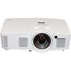 Optoma W316ST WXGA 3600 Lumen Full 3D DLP Short Throw Projector with 20,000:1 Contrast Ratio - 2.8 - 210 W - NTSC, PAL, SECAM - 4000 - (W316ST)