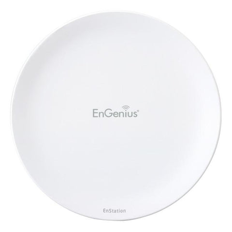 EnGenius EnStation5 IEEE 802.11n 300 Mbit/s Wireless Bridge - UNII Band - 5 GHz - 1 x Antenna(s) - 1 x Internal Antenna(s) - 2 x - (ENSTATION5)