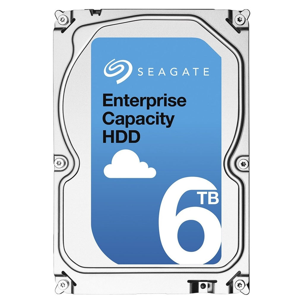"Seagate ST6000NM0235 6 TB 3.5"" Internal Hard Drive - SATA - 7200rpm - 256 MB Buffer (ST6000NM0235)"
