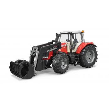 Bruder Massey Ferguson 7600 with Frontloader (03047) Toy