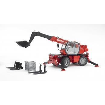 Bruder Manitou Telescopic Loader MRT 2150 (02129) Toy