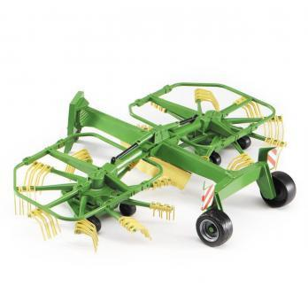 Bruder Krone Dual Rotary Swath Windrower (02216) Toy