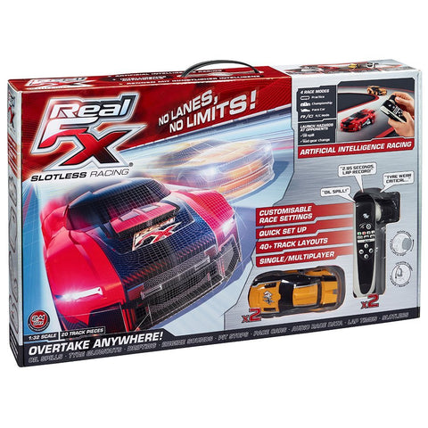 Slot Racing Real FX Artificial Intelligence Racing System (FXR1001)