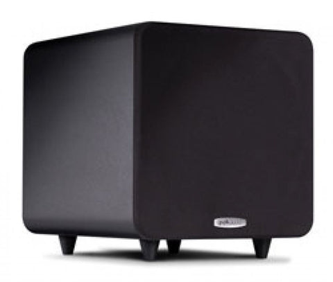 "Polk 8"" 300 Watt Compact Powered Subwoofer (PSW 111)"
