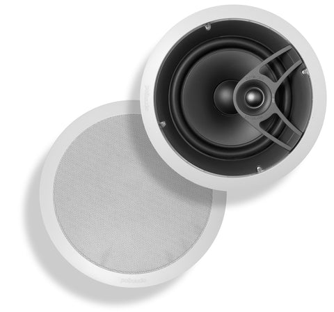 "Polk Audio MC Series In-Ceiling Speaker Round 8 ½"" (MC80)"