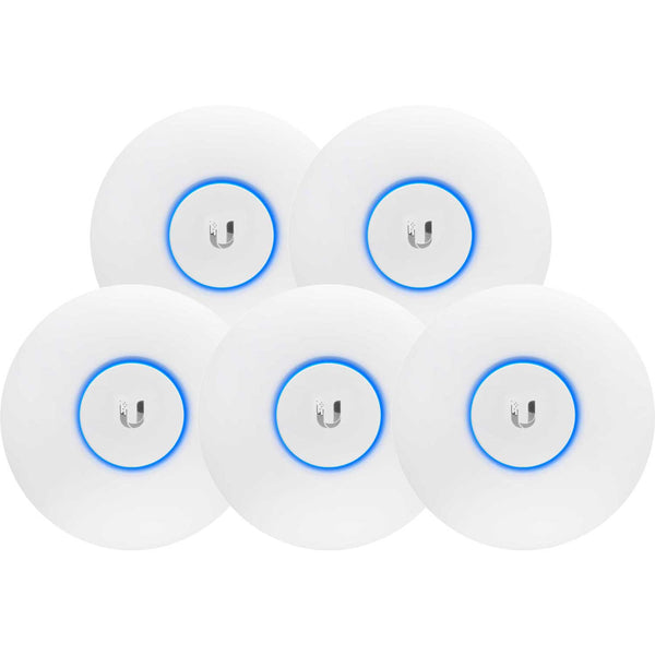 Ubiquiti UniFi UAP AC Long Range 5 Pack (UAP-AC-LR-5)