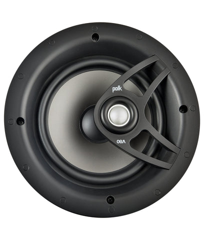 "Polk Audio Vanishing Series In-Ceiling Speaker Round 8"" (V80)"