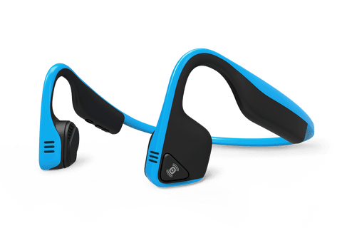 Aftershokz Trekz Bluetooth 4.1 Headphone Ocean Blue (44349)