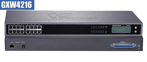 GrandStream FXS Analog VoIP Gateway GXW4216