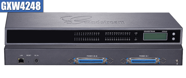 GrandStream FXS Analog VoIP Gateway GXW4248-FleetNetwork.ca - Networking / Hobby / Automation / Solar / VoiP