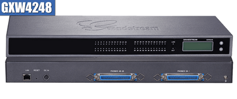 GrandStream FXS Analog VoIP Gateway GXW4248