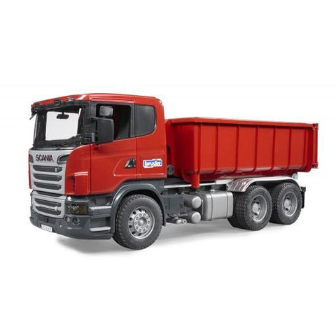 Bruder SCANIA-R-Series Tipping container truck (03522) Toy