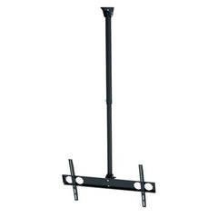 Telescopic LCD Ceiling Mounting Bracket - Black (MT-216-BK)
