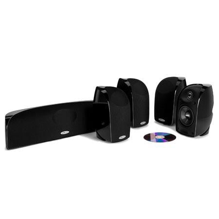 Polk Audio TL350 Home Theater Audio System [SET] (TL350 5-Pack)