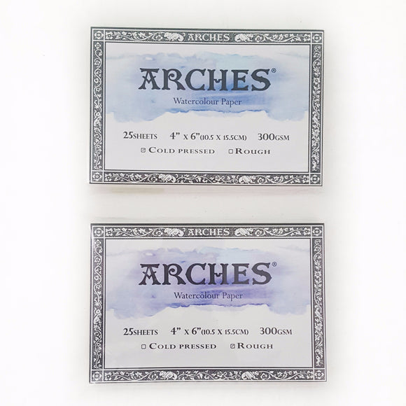 Arches Postcard Rough (300g 4