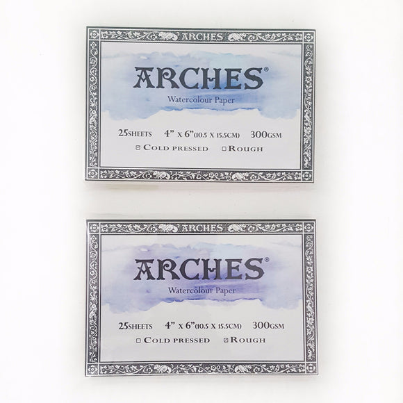 Arches Postcard Cold-Pressed (300g 4