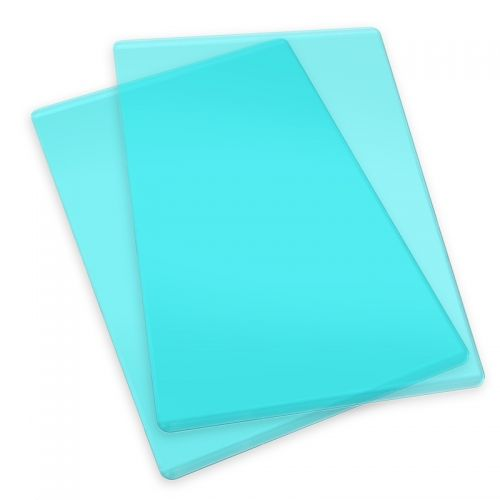 Sizzix Cutting Pad Standard 1 Pair Mint
