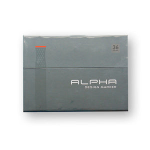 Alpha Design Marker Set