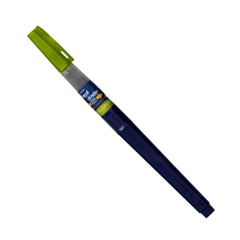 Kuretake Zig Brush Writer - Olive Green