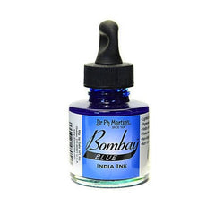 Dr. Ph. Martin's Bombay India Ink 30mL - 5BY Blue