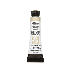 Daniel Smith Extra Fine Watercolor 5mL - Buff Titanium