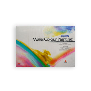 Campap Watercolor Painting Sheets 200gsm 229x305mm