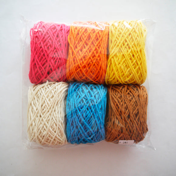 Dapper Dreamer Combed Cotton Yarn Sampler Pack