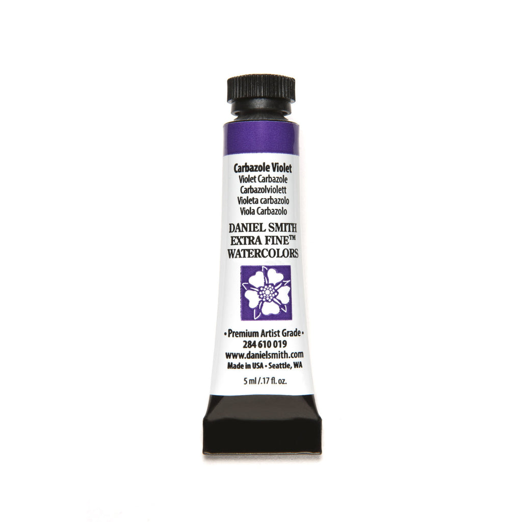 Daniel Smith Extra Fine Watercolor 5mL - Carbazole Violet