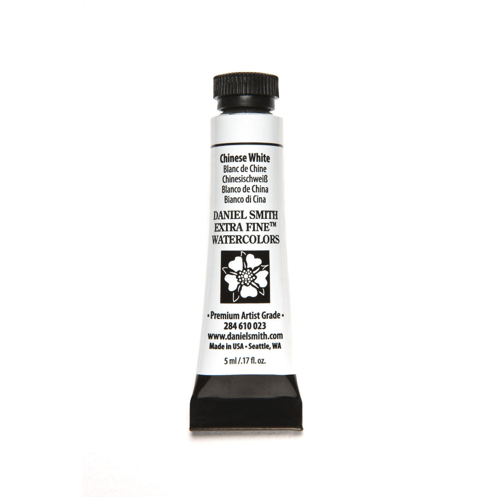 Daniel Smith Extra Fine Watercolor 5mL - Chinese White