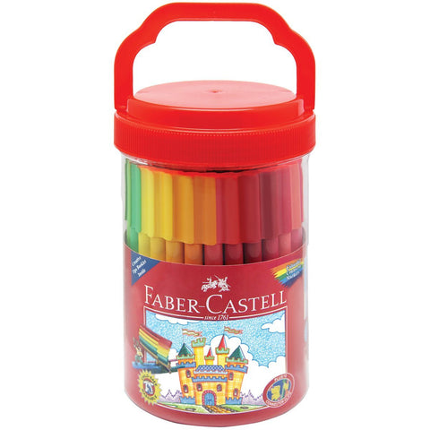 Faber-Castell CONNECTOR Pen bucket 50 pieces