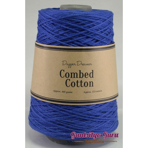 Dapper Dreamer Combed Cotton Yarn