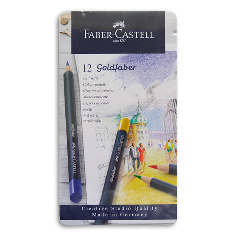 Goldfaber Colour Pencils Set of 12