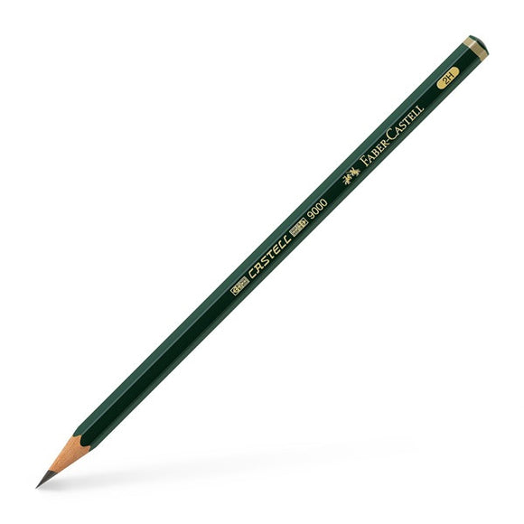 Faber-Castell Graphite pencil CASTELL 9000 2H