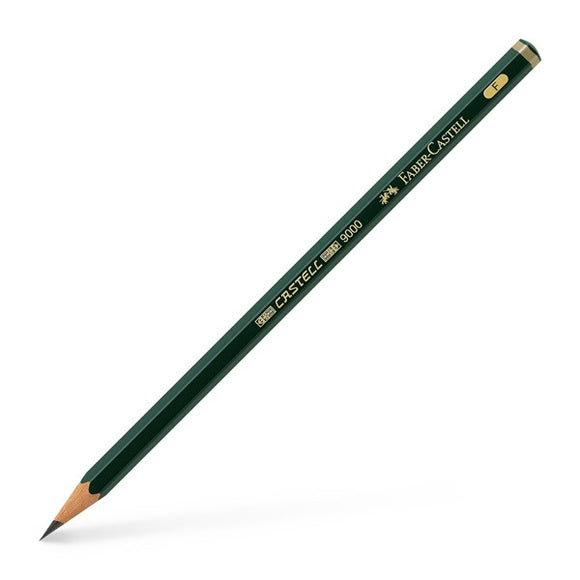 Faber-Castell Graphite pencil CASTELL 9000 F