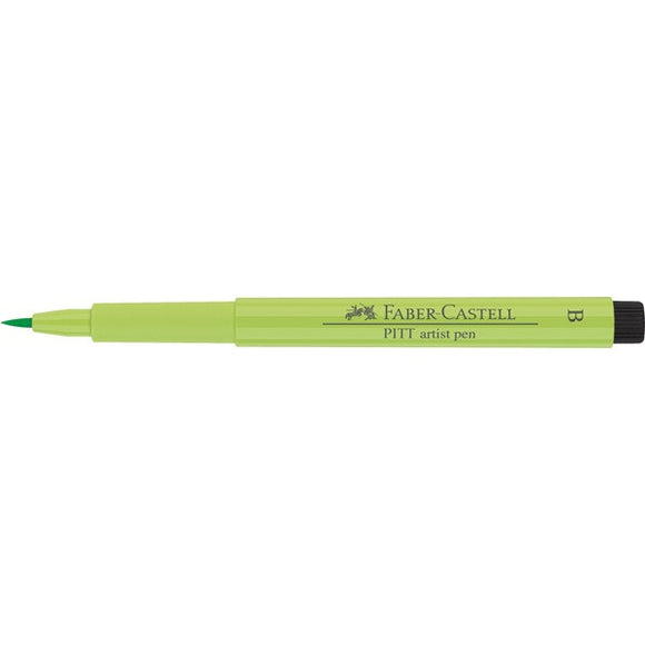 Faber-Castell India ink PITT artist brush pen - 171 Light Green