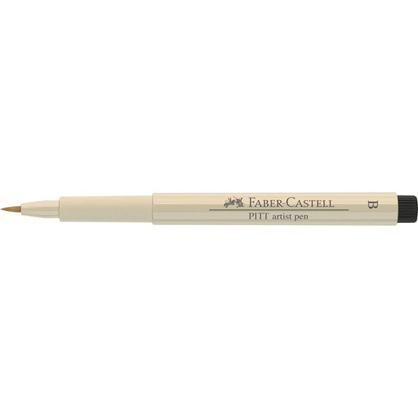 Faber-Castell India ink PITT artist brush pen - 270 Warm Gray I