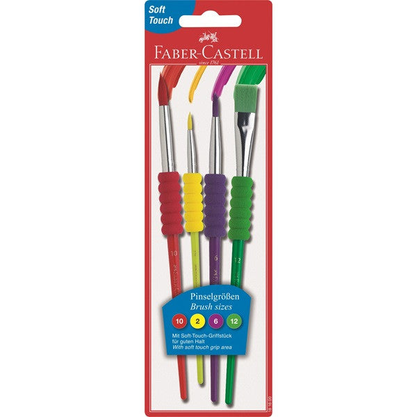 Faber-Castell Brush Set with soft touch