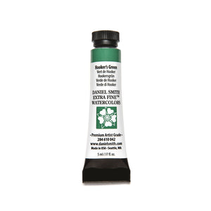 Daniel Smith Extra Fine Watercolor 5mL - Hooker's Green