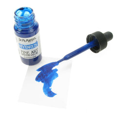 Dr. Ph. Martin's Hydrus Fine Art Watercolor 15mL - 7H Phthalo Blue