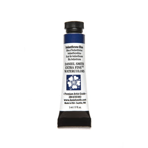Daniel Smith Extra Fine Watercolor 5mL - Indanthrone Blue