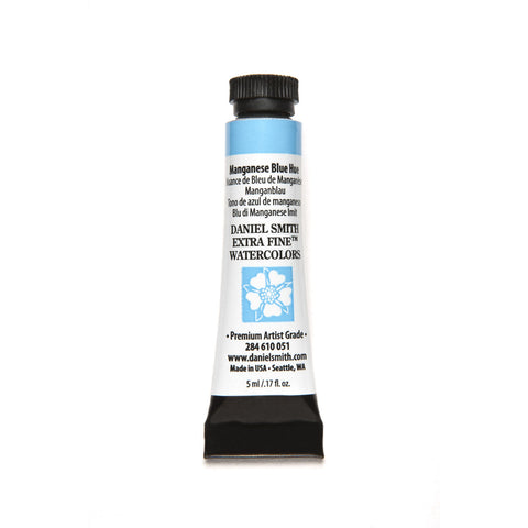 Daniel Smith Extra Fine Watercolor 5mL - Manganese Blue Hue