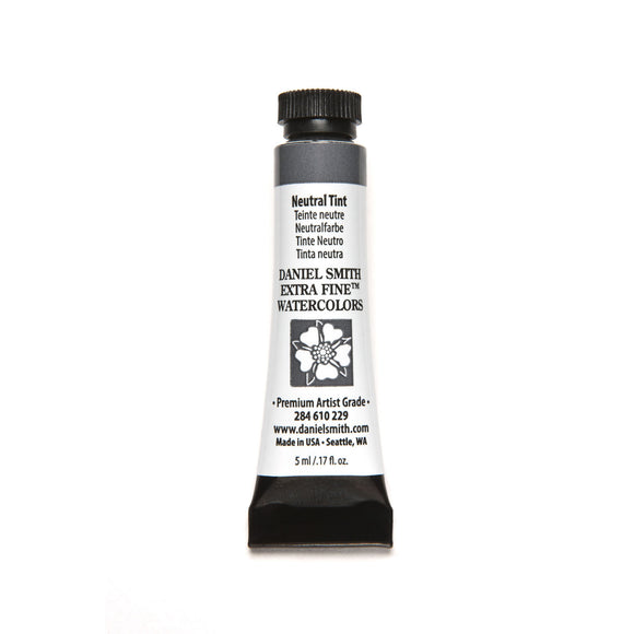 Daniel Smith Extra Fine Watercolor 5mL - Neutral Tint