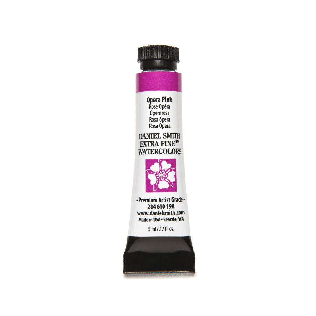 Daniel Smith Extra Fine Watercolor 5mL - Opera Pink