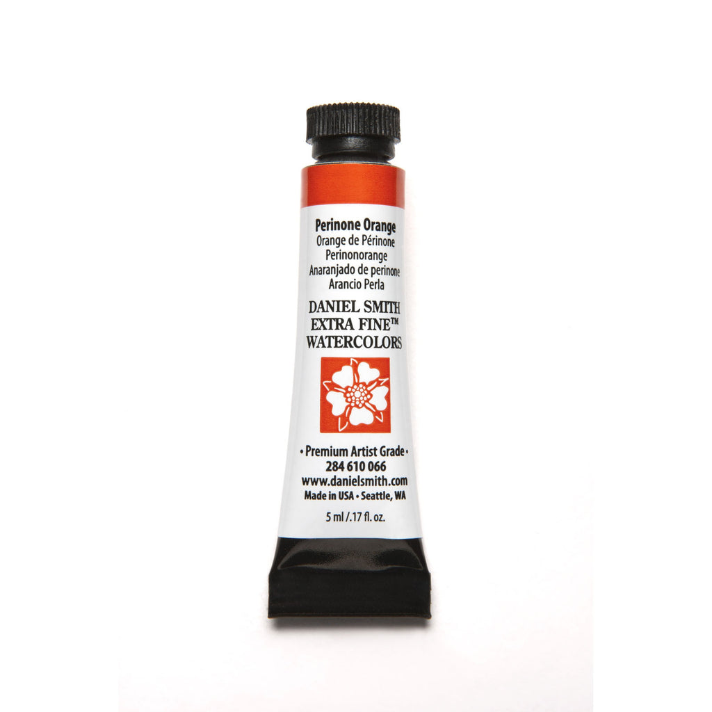 Daniel Smith Extra Fine Watercolor 5mL - Perinone Orange